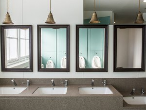 Commercial Washroom specification