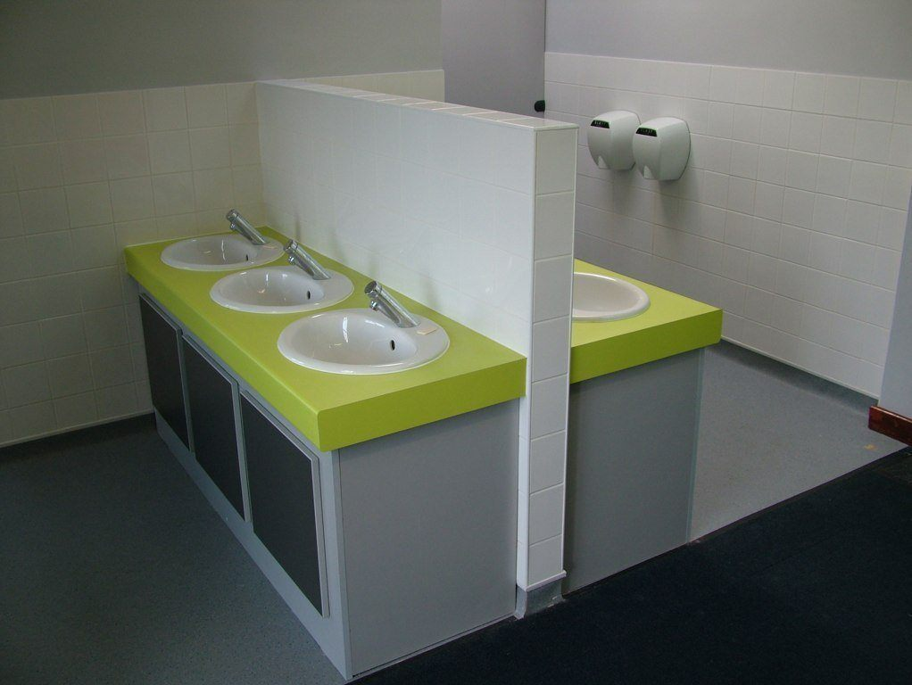 Stourfield Primary School Washroom Re-Design - Lan Services